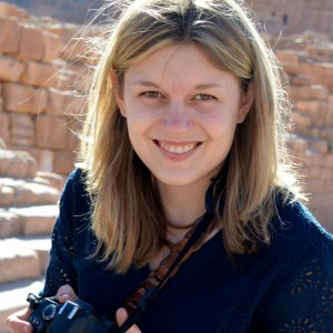Erin Willis, Petra, Jordan